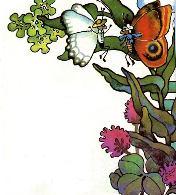 Два метелики