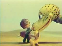 Вася i динозавр (1971)