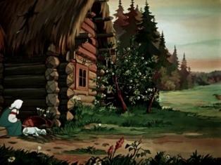Сестричка Оленка та братик Іванко (1953)