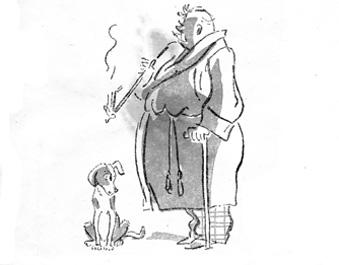 Пан та Собака