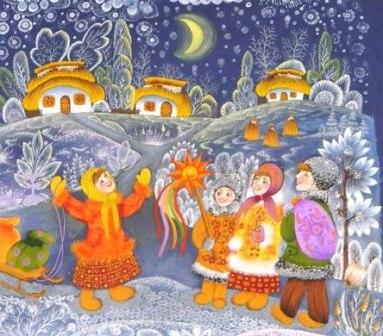 Вистава «Різдвяна Казка»