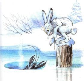 Заєць і рак