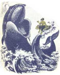 Чому в кита така горлянка
