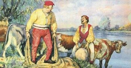 Великий Клаус і маленький Клаус