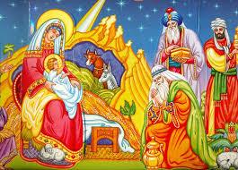 Різдвяна композиція на основі колядки «Вставай Господарю» і святочних побажань