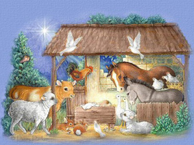 Вертеп у пастушків