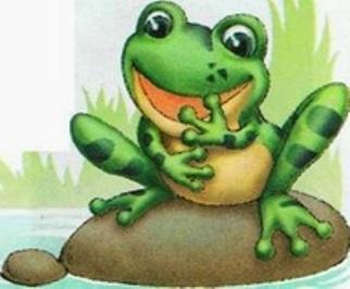 Про мандрівку жабунця-хвастунця
