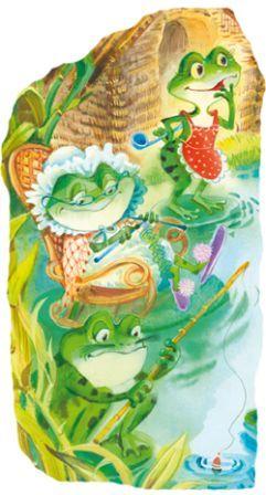 Вередливі жабки